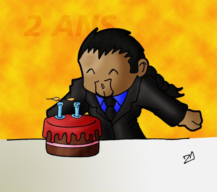 le bd blog de zandoli fête ses 2 ans d'existance