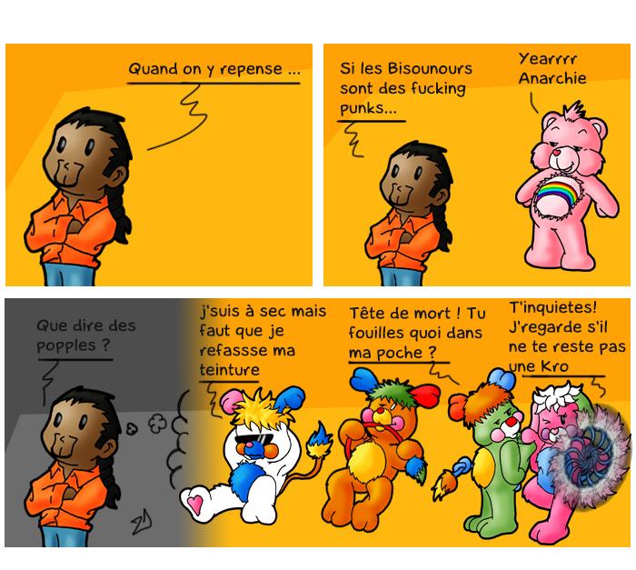 zandoli blog bd blog , step 70 : les enfants meme les plus grands